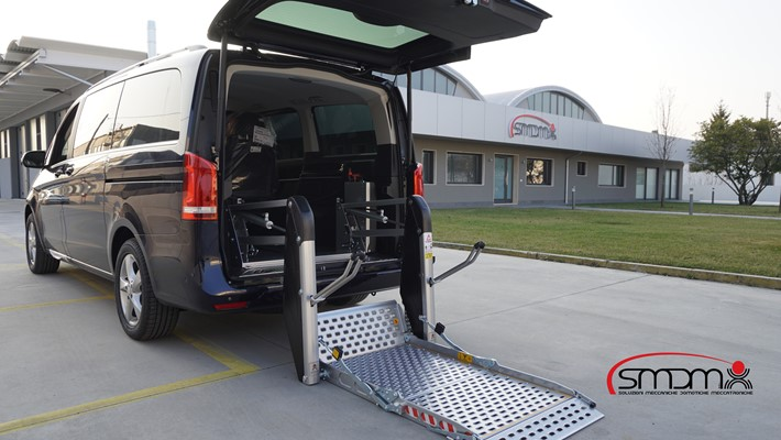 Sollevatore Trasporto disabili LIGHT-LIFT-BP